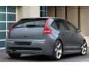 Citroen C4 5 doors Devil Rear Bumper