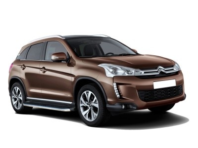 Citroen C4 Aircross Atos Running Boards