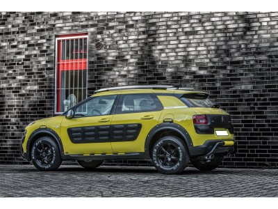 Citroen C4 Cactus Mystic Side Skirts
