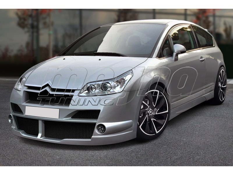citroen c4 coupe arma body kit. Black Bedroom Furniture Sets. Home Design Ideas