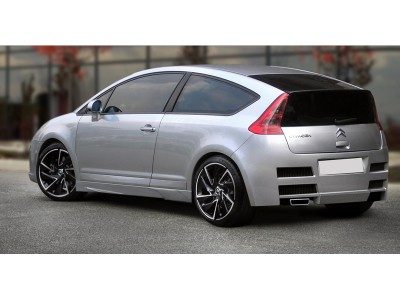 Citroen C4 Coupe Arma Side Skirts