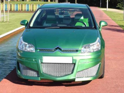 Citroen C4 Coupe Bara Fata Warrior