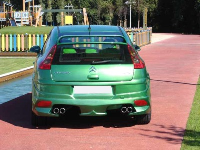 Citroen C4 Coupe Bara Spate Warrior