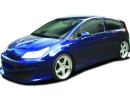 Citroen C4 Coupe Body Kit Nuclear