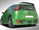 Citroen C4 Coupe Bull Heckstossstange