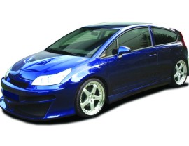 Citroen C4 Coupe Nuclear Body Kit