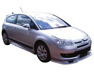 Citroen C4 Coupe Speed Frontansatz