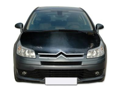 Citroen C4 MK1 OEM Carbon Fiber Hood