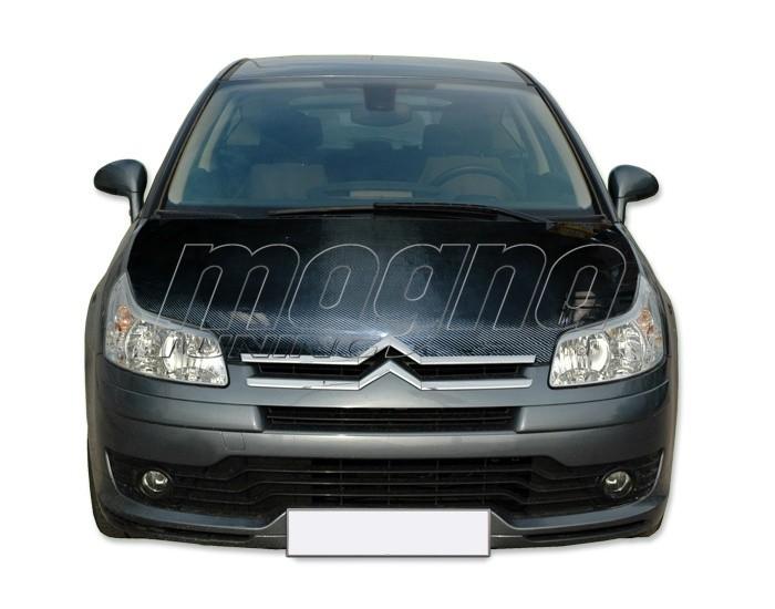 Citroen C4 MK1 OEM Carbon Motorhaube