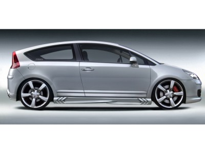Citroen C4 Power Side Skirts
