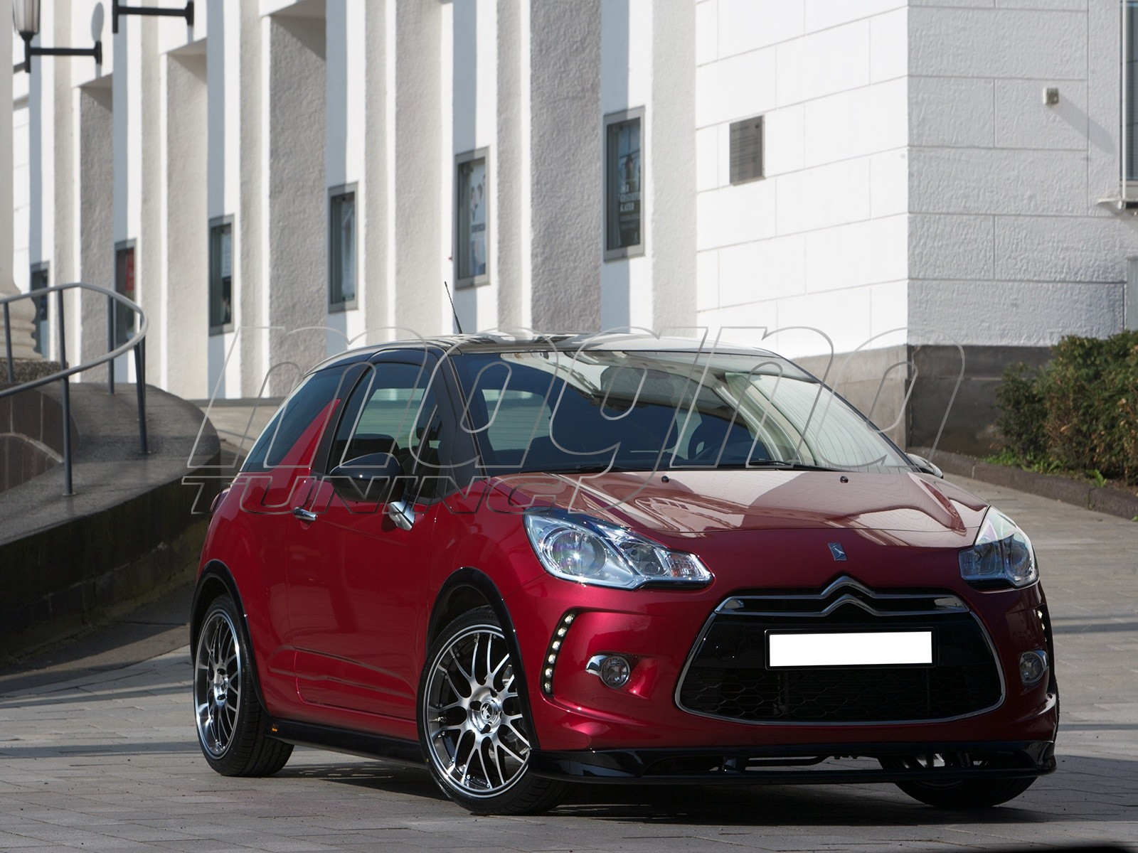 Citroen DS3 Mystic Body Kit