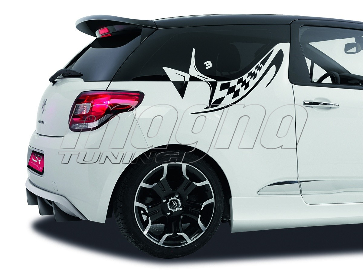 Citroen DS3 NewLine Heckflugel