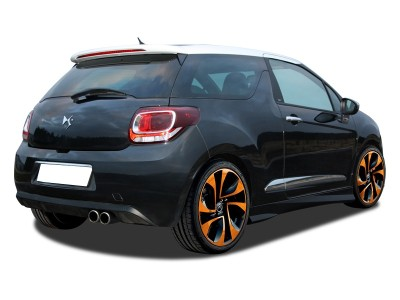 Citroen DS3 Speed Side Skirts