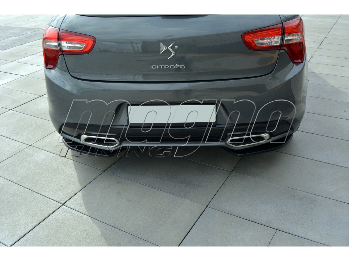 Citroen DS5 MX Heckansatz