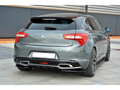 Citroen DS5 MX Rear Bumper Extension