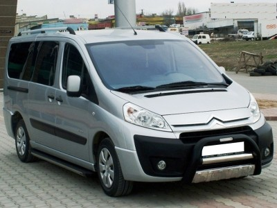 Citroen Jumpy MK2 Trax2 Running Boards