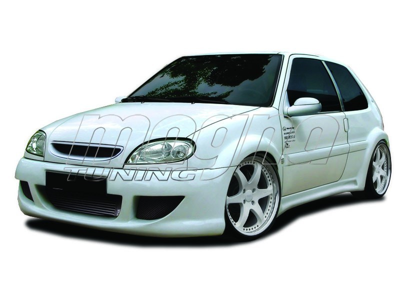 Citroen Saxo Fighter Wide Frontstossstange