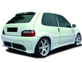 Citroen Saxo Fighter Wide Heckstossstange