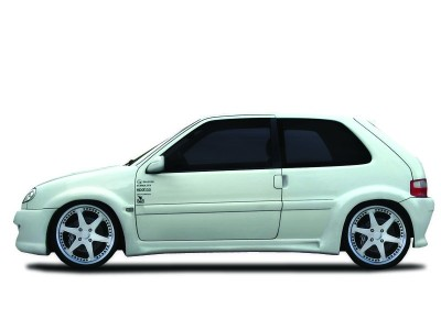 Citroen Saxo Fighter Wide Side Skirts