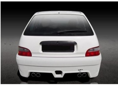 Citroen Saxo Shooter Rear Bumper