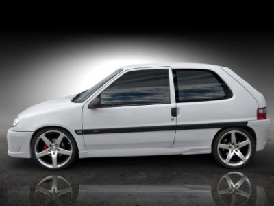Citroen Saxo Shooter Side Skirts