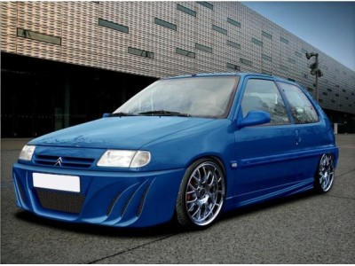 Citroen Saxo Storm Side Skirts