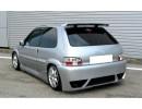 Citroen Saxo VTR/VTS LX Rear Bumper
