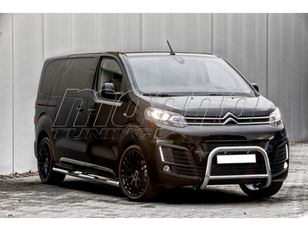 citroen spacetourer mk3 mystic bullbar. Black Bedroom Furniture Sets. Home Design Ideas