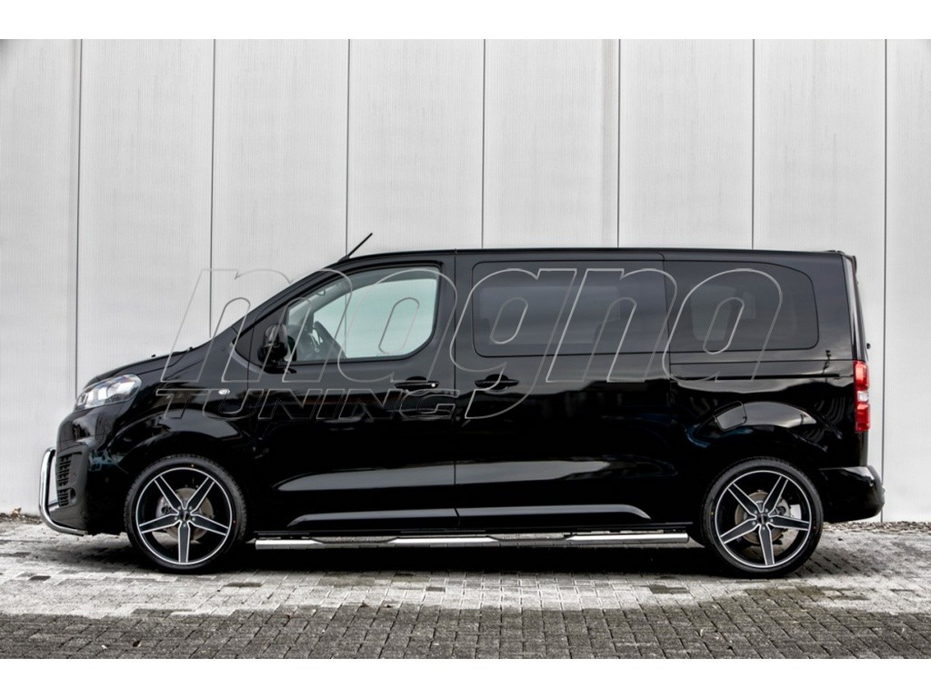 citroen spacetourer mk3 mystic running boards. Black Bedroom Furniture Sets. Home Design Ideas