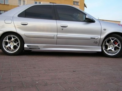 Citroen Xsara H-Design Side Skirts