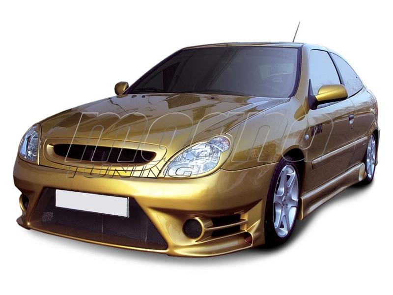 Citroen Xsara MK2 Race Frontstossstange