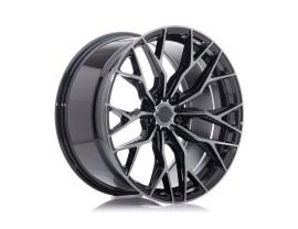Concaver CVR1 Double Tinted Black Felge