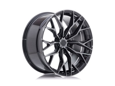 Concaver CVR1 Double Tinted Black Wheel
