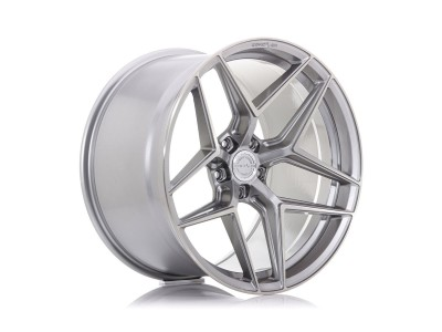 Concaver CVR2 Brushed Titanium Wheel