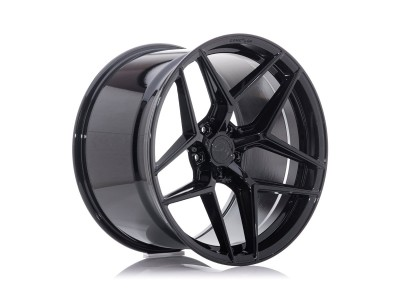Concaver CVR2 Platinum Black Alufelni