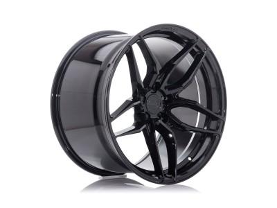 Concaver CVR3 Platinum Black Alufelni