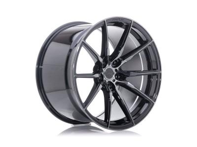 Concaver CVR4 Double Tinted Black Alufelni