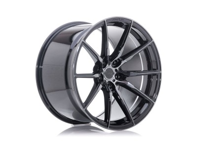 Concaver CVR4 Double Tinted Black Wheel