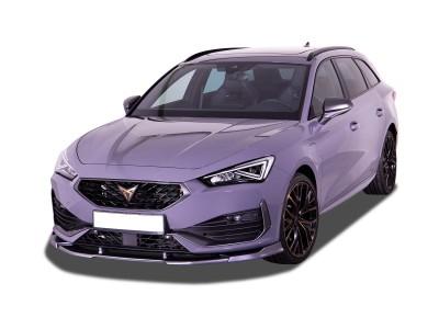 Cupra Leon KL Verus-X Front Bumper Extension