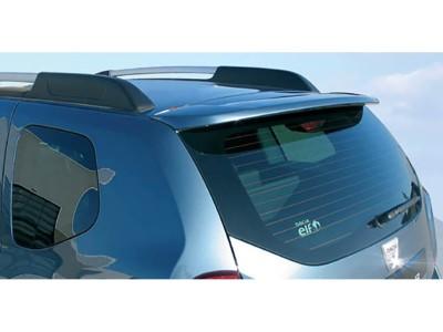 Dacia Duster Genesis Rear Wing