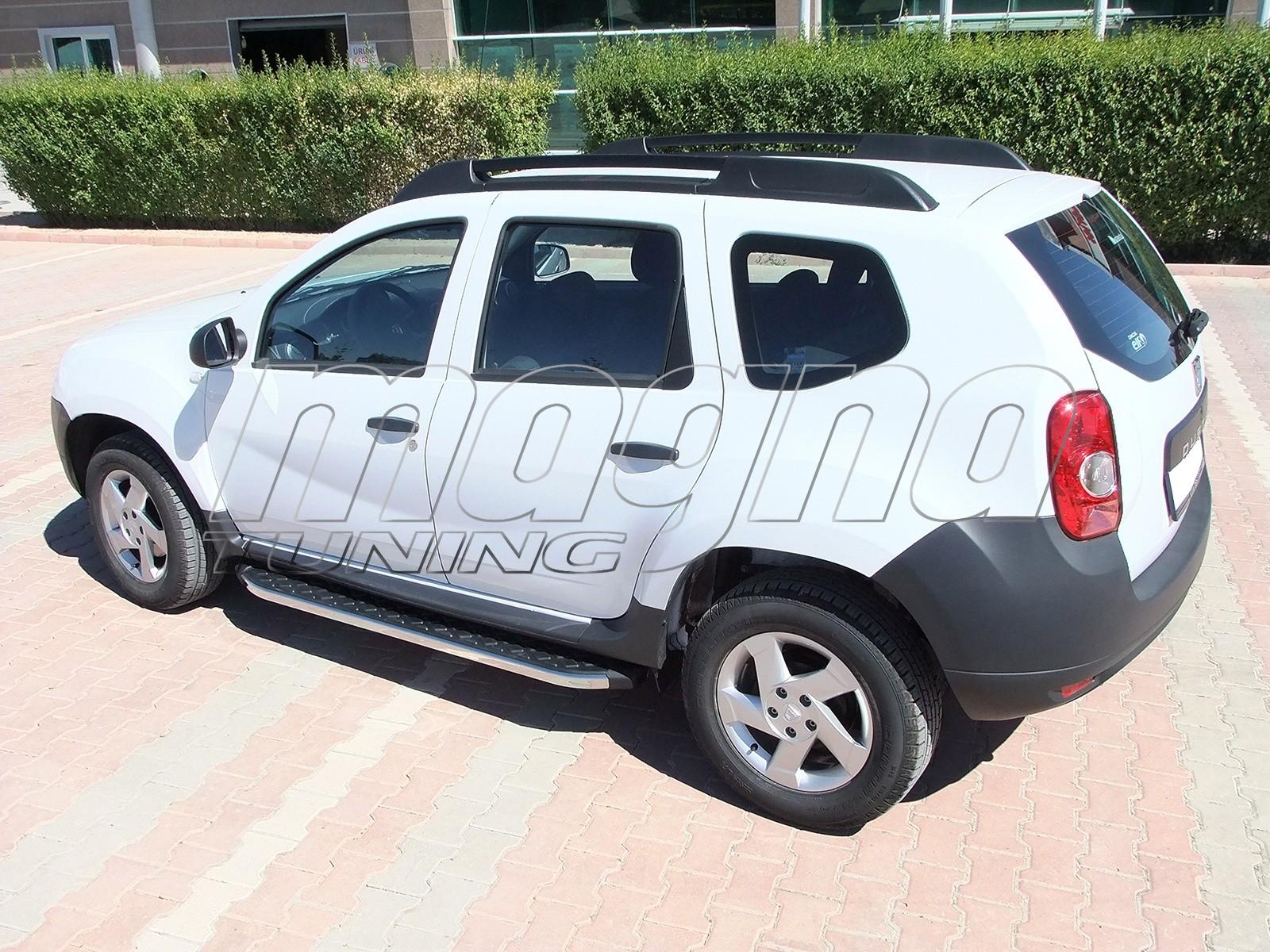 Dacia Duster Helios Trittbretter