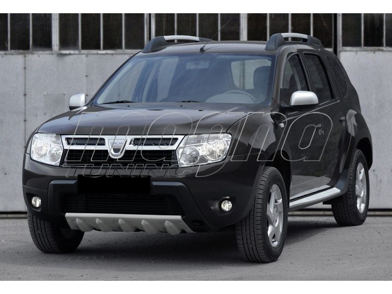 Dacia Duster Master Frontansatz