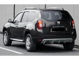 Dacia Duster Master Rear Bumper Extension