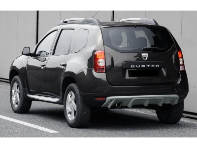 Dacia Duster Master Rear Bumper Extension