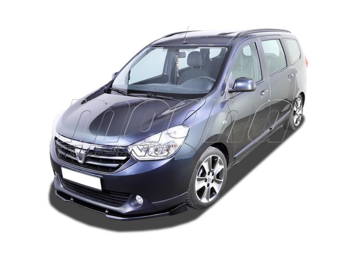 Dacia Lodgy Verus-X Frontansatz