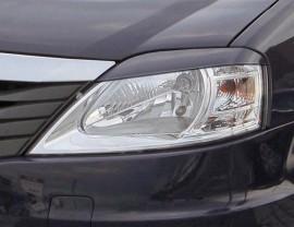 Dacia Logan 1 Facelift R2 Scheinwerferblenden