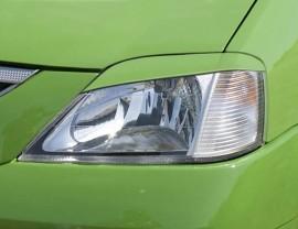 Dacia Logan 1 RX Scheinwerferblenden