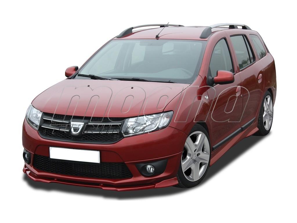 Dacia Logan 2 Speed Seitenschwellern