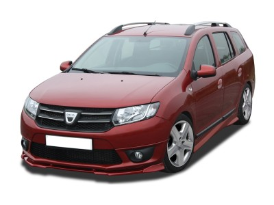 Dacia Logan 2 Speed Side Skirts