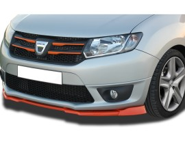 Dacia Sandero 2 Verus-X Front Bumper Extension